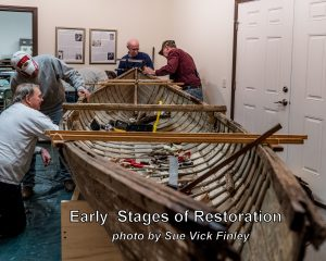 McFarland Historical Society | Float the Boat Project